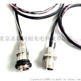 高清攝像機光纜組件 TAJIMI連接器光電覆合組件 電視轉播 接器