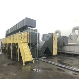 喷漆印刷橡胶废气处理设备 催化燃烧设备生产厂家