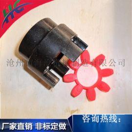 挠性联轴器 XL型星形弹性联轴器 经久耐用