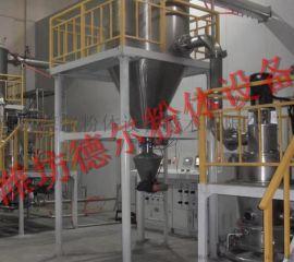 中草药气超细磨粉机,只要行业用气流粉碎机