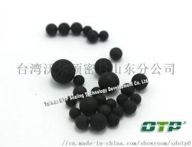进口耐油黑色橡胶球 进口密封圈厂家