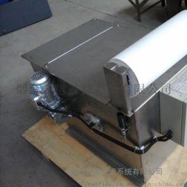 自动进纸纸带式过滤机