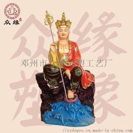 莊嚴地藏王佛像 木雕地藏王佛像 佛像廠家