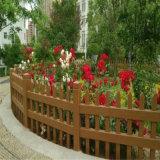 山東仿木柵欄 防腐柵欄生產廠家 可定製顏色尺寸