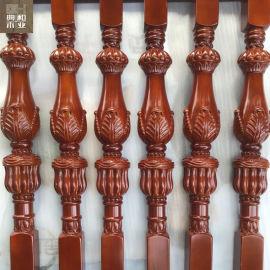 徐州典和实木楼梯立柱生产厂家 支持定制