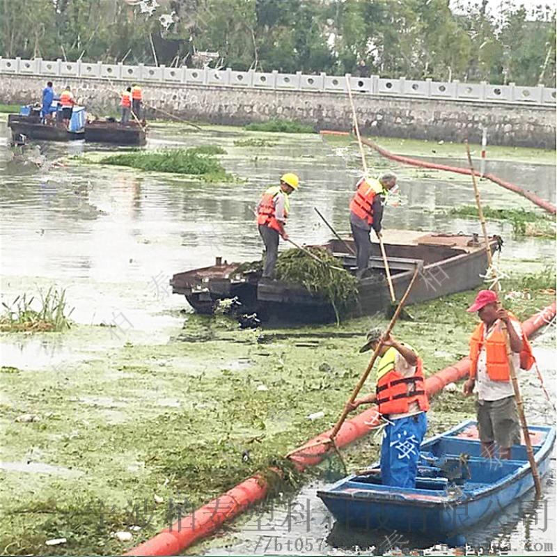 海上人工漁場使用情況圍欄浮筒