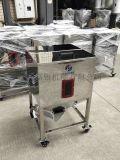 储料桶不锈钢储料箱原料塑料周转箱吸料机专用料桶