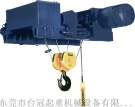 广东台德华福5t电动葫芦 钢丝绳葫芦供应