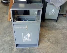 呈贡县小区垃圾箱 金属垃圾桶定制 厂家货源