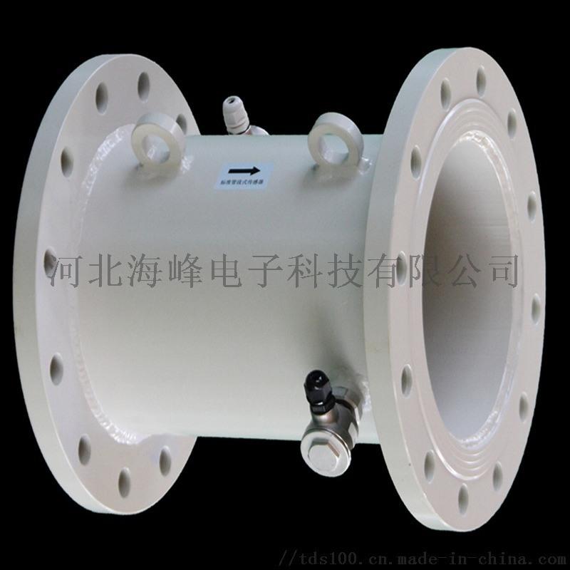 河北DN80管段式超声波流量计厂家;**电子
