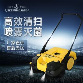 结力手推式扫地机 工业养殖场无动力道路扫地车清扫车