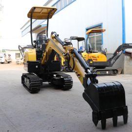 液压小型挖掘机 履带式多功能小钩机 农用挖掘机