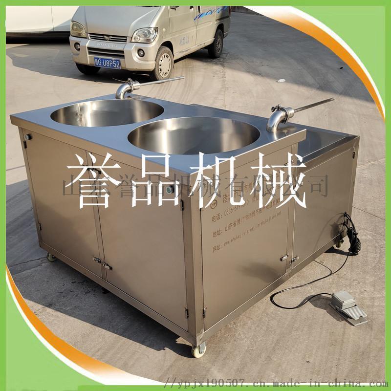 海帶豬肉灌腸灌裝設備-香腸加工機器-真空灌腸機