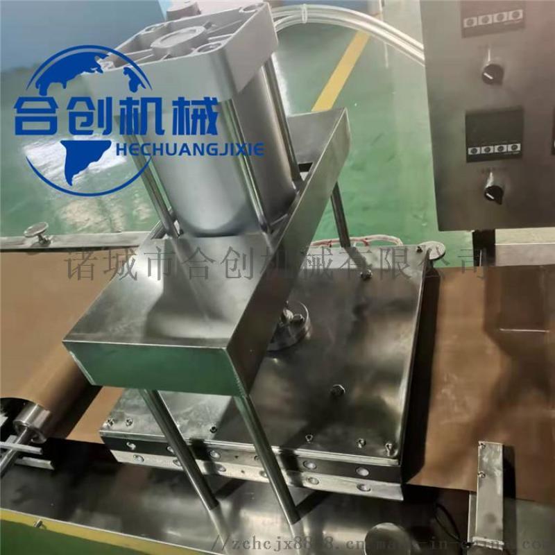仿手工全自動烙饃機設備 荷葉薄餅壓餅機廠家