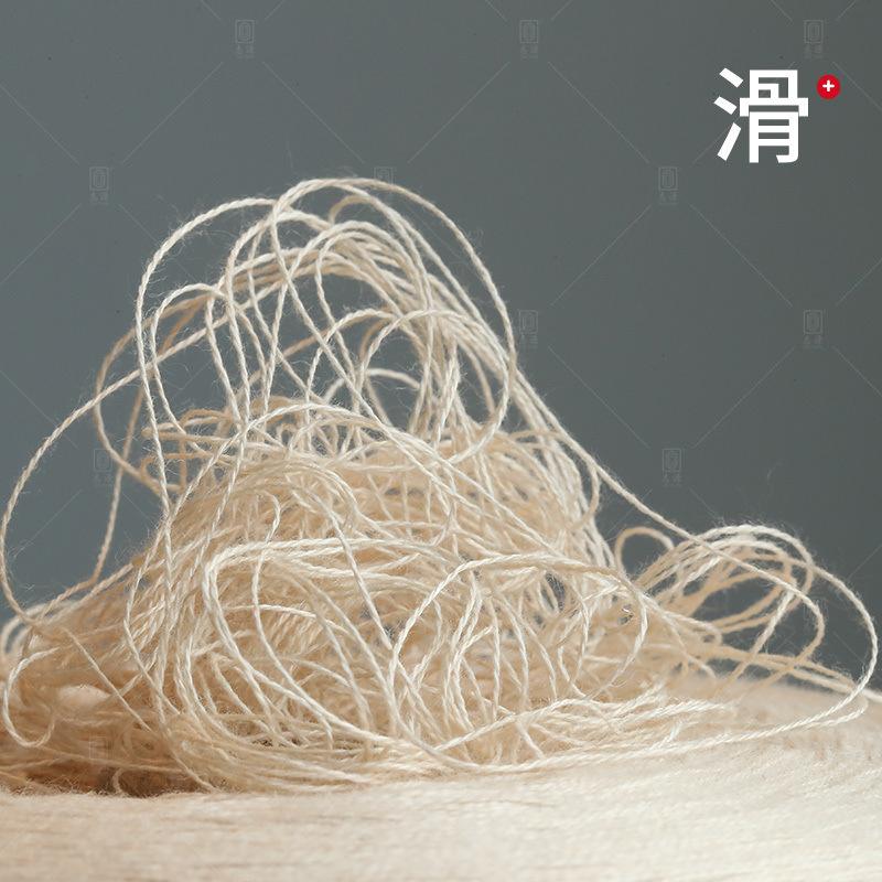 【志源】厂家直销柔顺轻滑做工精细28S/2有色棉羊毛 大朗棉羊毛