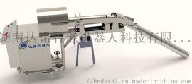 转角式金属熔液螺旋提升泵