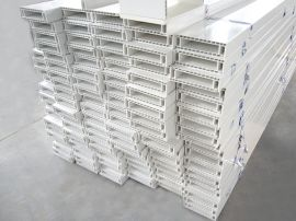 PVC电缆桥架,PVC电缆线槽,PVC电缆槽盒