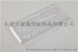 厂家直销pvc透明包装盒折边吸塑盒塑料盒定制