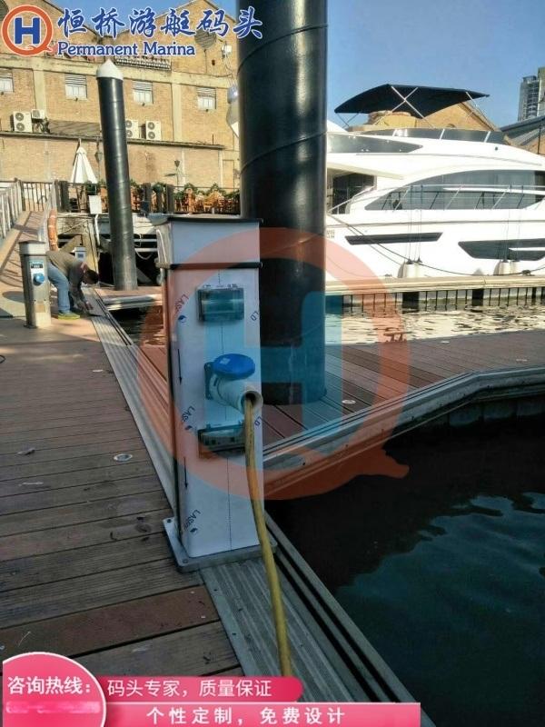 户外水电箱 供水供电水电桩 水电柱厂家直供