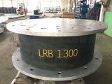 路澤鋼結構生產廠家直銷鉛芯隔震橡膠支座