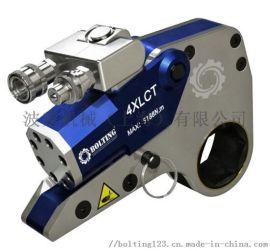 XLCT系列数显数控中空液压扭力扳手