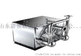 不锈钢隔油池  油水分离设备 蔚领联创环保