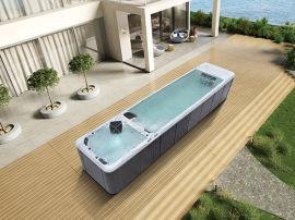 上海邮轮健身泳池-一体式节能泳池-循环滤水泳池设备
