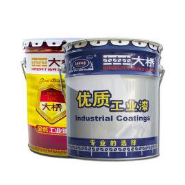 大桥耐风化醇酸磁漆 钢结构储罐车辆管道装饰油漆涂料