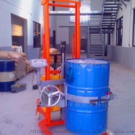 电动油桶秤;防爆油桶秤