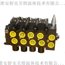 SKBT-3系列纯手动控制比例多路阀