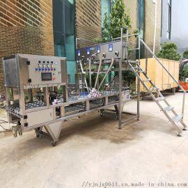 肉松灌装封口机 杯装猪肉松封口机 定量灌装封盖机