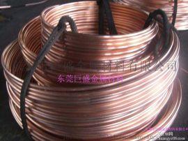 东莞巨盛专业生产红铜铆料线 超级电容器引出端子用红铜线 质量保证