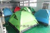 顶牛全自动双人双层户外旅游野营露营超大型帐篷