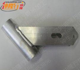 深圳松岗铝焊厂坤隆行供应运动器材铝焊加工 快速报价