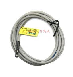 qnuo传感器AN-01R N D P G DG DP气缸磁环磁性感应开关常开型