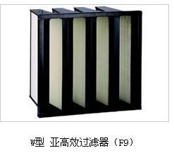 HV组合式大风量高效过滤器