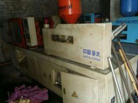 宁波海太120注塑机,注射容量160克,海太二手注塑机系列