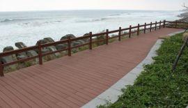 塑木护栏-搭配地板更加美观