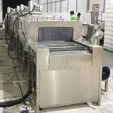 塑料膠筐清洗機洗油去塵 工業週轉箱清洗機烘幹線