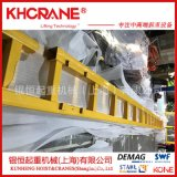 高博组合式KBK轻轨吊起重机 轻小型起重机行吊 吊车