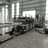 金韋爾製造PP塑鋼模板設備/生產線