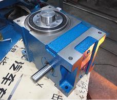 凸轮分度器分度箱