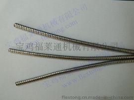 福莱通抗拉型金属软管,金属穿线蛇皮管厂家销售