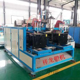 机油桶生产设备  4L润滑油桶塑料吹塑机