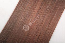 佛山高比红古铜发黑拉丝蚀刻木纹哑光不锈钢板