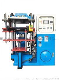 河南智能硫化机 四柱平板液压机 厂家直供