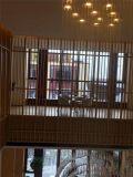 环保木纹铝窗花 防火木纹铝窗花 铝窗花今日行情