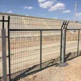 高速铁路护栏网-铁路护栏网厂家-防护栅栏