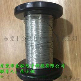 深圳铜编织导电带TZ-10铜编织线接地扁平线