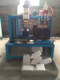 10公斤尿素桶吹瓶机-双工位高产量塑料吹塑机